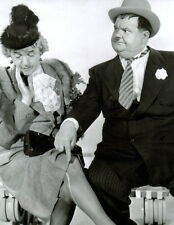 Laurel and Hardy 8x10 photo R0383