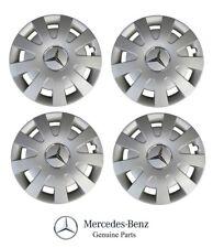 "Genuine Mercedes Benz Sprinter 2500 3500 16"" Steel Wheel WDB906 4 Cover Caps"