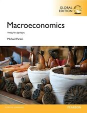 Macroeconomics, Global Edition by Michael Parkin