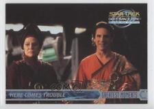 1999 #9 Here Comes Trouble Non-Sports Card 0bb