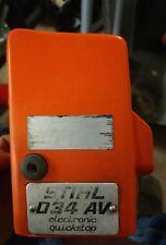 VGC STIHL 034AV Chainsaw OEM - Top Shroud 1125 084 0900