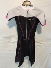 Louis Garneau Women's Tri Course Lgneer Triathlon Suit Multi Black Xl $400
