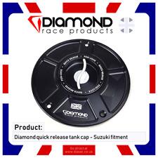 DIAMOND RACE PRODUCTS - SUZUKI GSXR 600 TANK CAP - '20-'21 2020 - 2021 Models