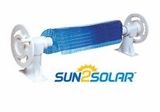 Sun2Solar® Above Ground Solar Cover Reel for Swimming Pool up to 24' Wide