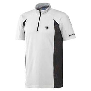 Adidas - ROLAND GARROS Y3 1/2 ZIP TEE - T-SHIRT TENNIS - art.  S86963