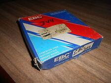 NOS EBC Brake Shoes 1986 Honda CR125R CR250R CR500R 344
