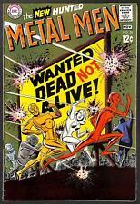 Metal Men #34 FN