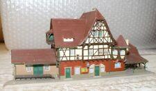 G13  Vollmer 7522 Bahnhof Neuffen gebaut Spur N