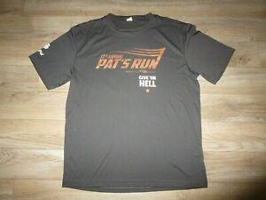 Pat Tillman 2021 Pat's Run Arizona Cardinals ASU Running Shirt LG L mens