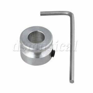 Silver Aluminum One Groove Pulley 16x8MM for Motor Shalf 3MM Round Belt