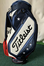 Titleist Limited Edition US Open Staff Bag Brand New With Tags