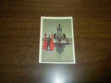 MISSILES AND SATELLITES trading card #35 PARKHURST 1958 space rockets planets