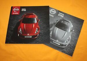 Nissan 370 Z 2015 Prospekt Brochure Catalog Depliant Folder Prospetto Broschyr