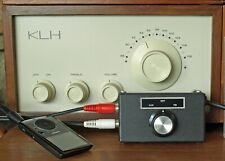 KLH Model Eight 8 Aux Input Adaptor for CD, MP3, iPhone