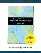 Crafting and Executing Strategy: The Quest for Competitive Advantage: Concepts
