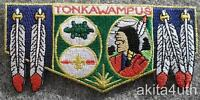 OA Lodge 16 Tonkawampus (S19) 80th Anniversary OA/BSA