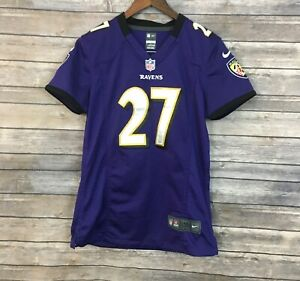 Nike NFL On Field Baltimore Ravens Ray Rice Jersey (Size: M)