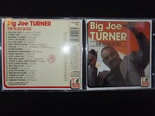 CD BIG JOE TURNER / THE BLUES BOSS /