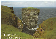 Scotland Postcard - Caithness - The Clett Rock    AB1681