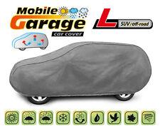 Autoabdeckung Ganzgarage Vollgarage Autoplane L für Nissan Qashqai Atmungsaktiv