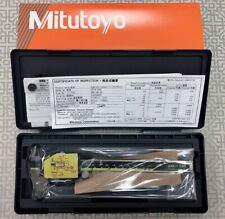 "Genuine Mitutoyo 500-196-30 Digimatic Caliper 0-6""150mm"