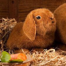 Peluches et doudous lapin avec lutins pour bébé