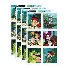 Hallmark Disney Jake and The Never Land Pirates Sticker Sheets - Item