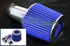 Black Blue Air Intake Kit & Filter For 2007-2009 Hummer H3 3.7L L5