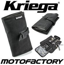 KRIEGA MOTORCYCLE TOOL ROLL BAG WALLET CORDURA TOURING MX ENDURO