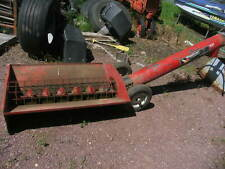 "Wheatheart 8"" Jump Grain Feed Hopper with Hydraulic Auger"
