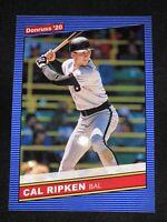CAL RIPKEN JR. 2020 Donruss Retro SP Parallel #224 Baltimore Orioles