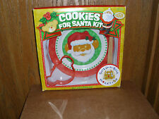 Build A Bear Workshop Cookies For Santa Kit Plate Spatula Cookie Cutter Recipes