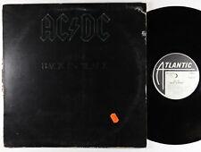 AC/DC - Back In Black LP - Atlantic