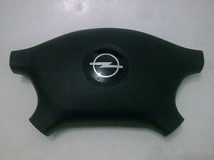 1987-93 GENUINE OPEL OMEGA A STEERING WHEEL HORN PUSH COVER (VAUXHALL CARLTON)