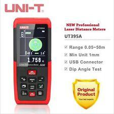 Laser Distance Meters UNI-T UT395A 50M Laser Range finder Measure Area/volume To