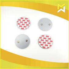 1-100 Stück Magnethalterung Magnetbefestigung Rauchmelder Magnet Befestigung
