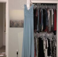 sorella vita bridesmaid dress size 8