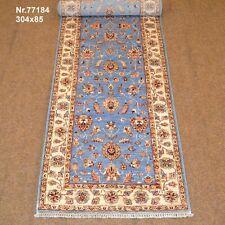 Handgeknüpfter Orientteppich Ziegler-Farahan aus Afghanistan Nr.77184 304x85cm
