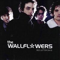 THE WALLFLOWERS - RED LETTER DAYS (New & Sealed) CD Folk Rock Reissue