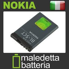 BL-5CT Batteria ORIGINALE per Nokia 6730 classic C3-01 C5-00 C6-01 (ZP9)