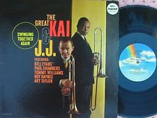 Kai Winding US Reissue LP Great Kai & J.J. EX Impulse Bill Evans Jazz hard Bop