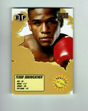 2005 Floyd Mayweather BTP Boxing Card Rookie