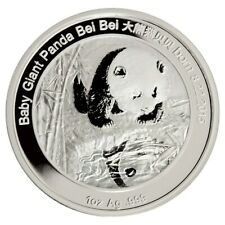 2016 China 1 oz Silver Proof | Smithsonian| China Panda - Bei Bei | Gem Proof