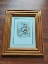 Jemima Puddle Duck Print Nursery Art