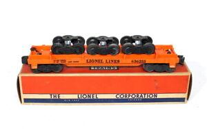 Postwar Lionel 6362 Railway Truck Car~All Original~w/Nice OB