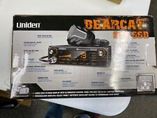 Uniden Bearcat980Ssb 40 Channel Cb Radio