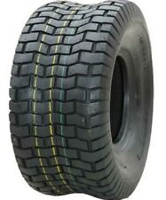 4) 20x10-8 Golf Cart Turf Tires P512 /4PR on Scratch and Dent Steel Wheels