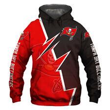 Tampa Bay Buccaneers Football Hoodies Sweatshirt Hooded Unisex Pullover Jacket