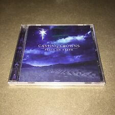 Factory Sealed Peace on Earth by Casting Crowns CD