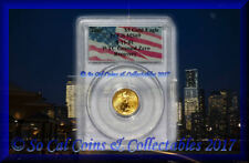 WTC 2000 PCGS MS69 GROUND ZERO RECOVERY $5 DOLLAR GOLD EAGLE POPULATION 32